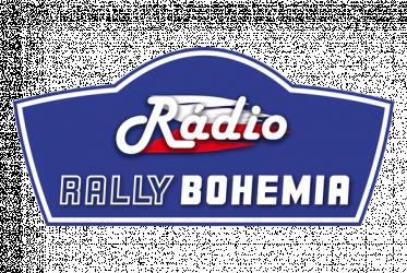 Logo Rádio Rally Bohemia