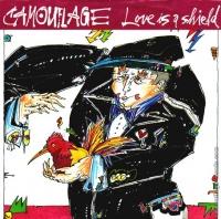 Obrázek CAMOUFLAGE, LOVE IS A SHIELD