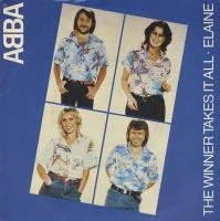 Obrázek ABBA, THE WINNER TAKES IT ALL